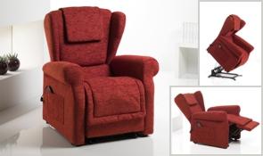 Fotelji z dvižnim mehanizmom